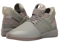 Supra Skytop V Grey Grey Grey Men's Skate Shoes Gray