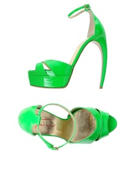 Walter Steiger Sandals Light Green