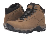 Hi Tec Altitude Ox I Waterproof Smokey Brown Men's Shoes