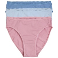 Sloggi 3 Pack Tai Briefs Multi