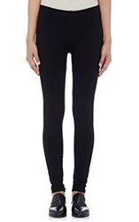 Helmut Lang Women's Stretch Microfiber Leggings Colorless