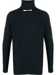 Chalayan Cut Out Roll Neck Jumper 60