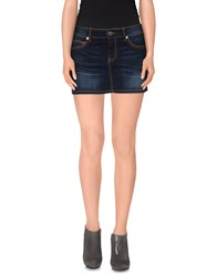 G.Sel Denim Denim Skirts Women Blue
