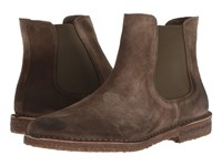 Eleventy Chelsea Desert Boot Military Boots Olive