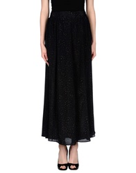 Attic And Barn Attic And Barn Long Skirts Black