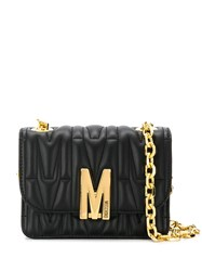 Moschino Quilted M Motif Crossbody Bag 60