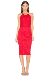 Yumi Kim Save The Date Dress Red