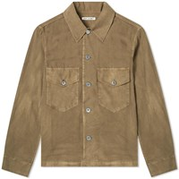 Our Legacy Loan Jacket Green