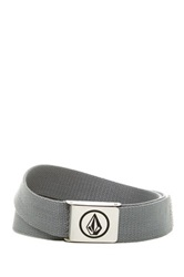 Volcom Stone Wed Belt Gray