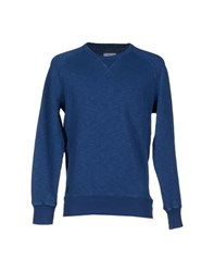 Pepe Jeans Topwear Sweatshirts Men Blue