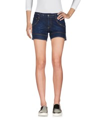 Husky Denim Shorts Blue