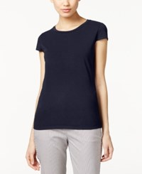 Max Mara Weekend T Shirt Ultramarine