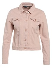 Dorothy Perkins Denim Jacket Pink