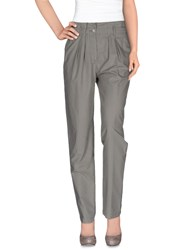 Myths Trousers Casual Trousers Women Grey
