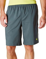 Helly Hansen Pace 2 In 1 Shorts 9In Grey