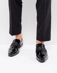 Kg By Kurt Geiger Patent Loafers Black