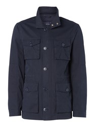 Criminal Men's Tyler Field Jacket Dark Navy