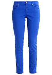 Escada Sport Slim Fit Jeans Cobalt Royal Blue