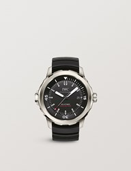 Iwc Iw329101 Aquatimer Titanium Rubber Strap Watch