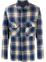 Pierre Louis Mascia Check Print Shirt 60