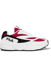 Fila Venom Low Leather White