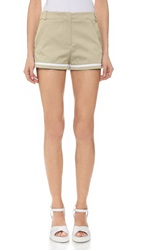 Victoria Beckham Tailored Mini Shorts