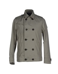 Bill Tornade Billtornade Coats And Jackets Jackets Men Military Green