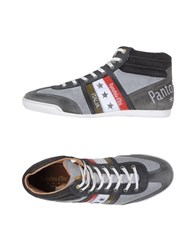 Pantofola D'oro Footwear High Tops And Trainers Men Grey