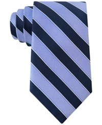 Club Room Men's Sail Stripe Tie Only At Macy's Blue