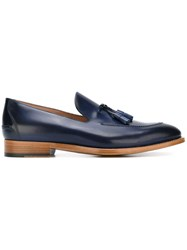 Paul Smith 'Haring' Loafers Blue
