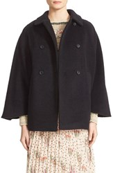 Red Valentino Women's Alpaca And Mohair Blend Jacket