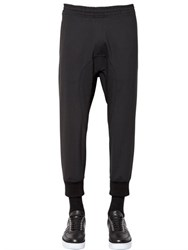 Neil Barrett Mini Pinstripe Tech Wool Gabardine Pants