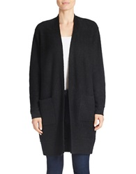 Essentiel Duster Cardigan Black