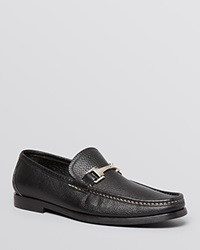 Allen Edmonds Firenze Grain Calf Loafers