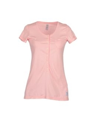 Authentic Original Vintage Style Short Sleeve T Shirts Pink