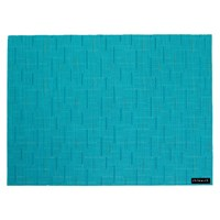 Chilewich Bamboo Rectangle Placemat Teal