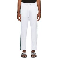 Diesel White P Yegox Trousers