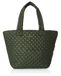 M Z Wallace Mz Wallace Tote Medium Metro Hunter Green