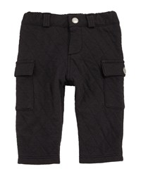 Petit Bateau Tarde Quilted Cargo Pants Baby Boy 3 36 Months Gray