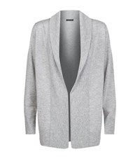 Eileen Fisher Shawl Collar Cardigan Female Grey