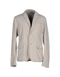 Gaudi' Suits And Jackets Blazers Men Light Grey