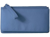 Ecco Jilin Travel Wallet Stonewash Wallet Handbags Blue