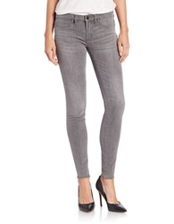 Blank Nyc Faded Skinny Jeans Grey