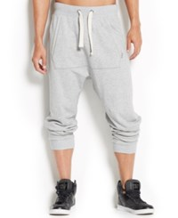 2Xist 2 X Ist Men's Loungewear Terry Harem Cut Joggers