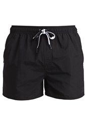 Adidas Performance Swimming Shorts Black White
