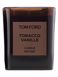 Tom Ford 595Gr Tobacco Vanilla Candle Transparent