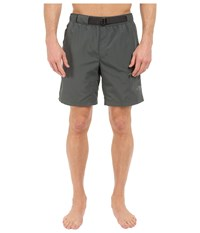 The North Face Belted Guide Trunks Spruce Green Prior Season Shorts