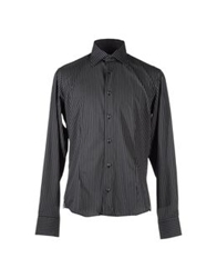 Enrico Coveri Long Sleeve Shirts Black