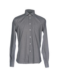 Brio Shirts Dark Brown