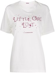 Undercover Little Girl Lost Print T Shirt 60